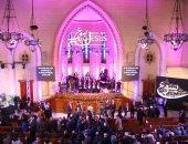 احتفال الطائفة الإنجيلية بعيد الميلاد.. وحضور مندوب الرئاسة