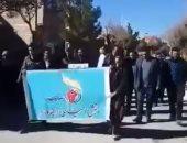 إيران.. مزراعون بأصفهان يحتجون على تقليص حقوقهم فى المياه