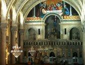 اليوم.. دير البراموس يصلى قداس عيد استشهاد الأنبا موسى الأسود