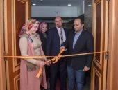 صور.. افتتاح معرض الفن التشكيلى بقصر ثقافة الأنفوشى بالإسكندرية
