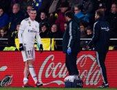 ريال مدريد يصدر بيانًا بشأن إصابة جاريث بيل