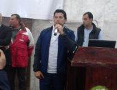 وزير الشباب ردا على سؤال جاهزية مصر لاستضافة بطولة أفريقيا: ندعى مع بعض