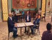 """علاء مرسى ومحمود عبد المغنى ضيفا """"قهوة أشرف"""".. الليلة"""