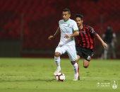محمد عبد الشافى يدعم قائمة الأهلي السعودى ضد الوصل فى البطولة العربية
