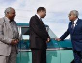 محافظ أسوان يدعو الأفواج السياحية لزيارة أول متحف مفتوح لمعدات السد العالى