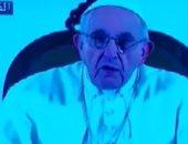 فيديو.. بابا الفاتيكان خلال افتتاح كاتدرائية العاصمة الإدارية: تحية احترام للسيسي