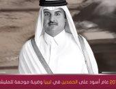 """شاهد.. """"مباشر قطر"""" تكشف أخطاء النظام القطرى واقتراب نهايته"""