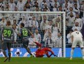 """الريال ضد ريال سوسيداد.. الملكى يتأخر بهدف فى الشوط الأول """"فيديو"""""""