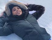 آخر شقاوة.. شاهد قصة حب ياسمين رئيس مع الجليد