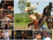 """شباب المدرسة الأفريقية فى ضيافة """"نادى السينما الأفريقية"""" بالهناجر.. صور"""