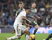 ريال مدريد يبرز فضيحة تحكيمية فى مباراته أمام ريال سوسيداد
