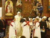 البابا تواضروس بقداس عيد الميلاد: نصلى من أجل السلام فى مصر والعالم