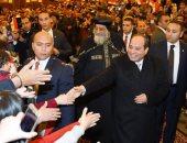 باحث أمريكى: جهود السيسى تجعل مصر نموذجا للتعايش بين الأديان