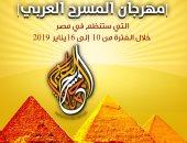 تعرف على قيمة جائزة سلطان بن محمد القاسمى بمهرجان المسرح العربى بالقاهرة
