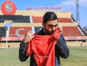 زى النهاردة.. حسين الشحات يشارك للمرة الأولى مع العين ويسجل هدفاً