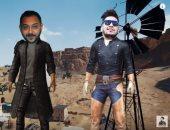 فيديو.. فيجو وزيزو وحسام ينتقدون لعبة puBG ويحذرون منها فى أغنية مهرجانات