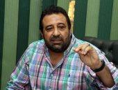 """كاميرا """"سوبر كورة"""".. مجدى عبد الغنى لسيف زاهر: متاخدش اللقطة على حسابى"""