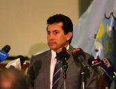 أشرف صبحى يلتقى وزير الداخلية الأسبوع المقبل لبحث تنظيم بطولة أفريقيا