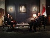 """وزير الخارجية ضيف هناء سمرى فى """"حكاية وطن"""" على التليفزيون المصرى.. غدا"""