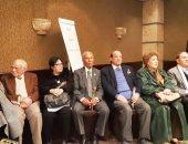 عزت العلايلى يروى حكايته مع مسرح التليفزيون خلال كلمته بمهرجان المسرح العربى