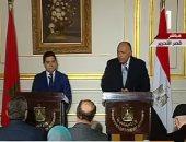 وزير خارجية المغرب يدعو لتطبيق الترتيبات الأمنية بشكل صحيح فى طرابلس