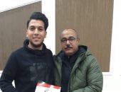 طلائع الجيش يتعاقد مع محمد عادل جمعة لمدة موسمين ونصف