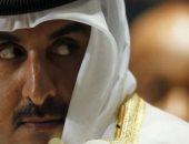 """""""قطريليكس"""" تكشف.. تميم أرسل 3 وزراء للاحتفال مع سفارة إيران بذكرى الثورة"""