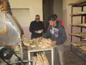 رئيس مدينة أبو رديس يتفقد المخابز ويشدد على النظافة