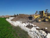 إزالة 108 حالات تعدى على الأراضى الزراعية فى بنى سويف