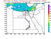 مركز التنبؤ بالفيضان يتوقع عدم سقوط أمطار خلال يومى الخميس والجمعة