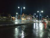صور.. سقوط أمطار خفيفة ومتوسطة على مطروح والساحل الشمالى