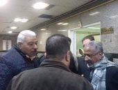 رئيس جامعة الأزهر يطمئن على طلاب أسيوط المصابين: عقوبات رادعة للمقصرين