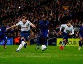 ملخص وأهداف مباراة توتنهام ضد تشيلسي في كأس الرابطة الإنجليزية