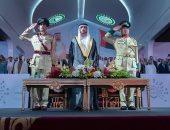 تحت شعار شكرا محمد بن راشد.. ولى عهد دبى يشهد تخريج دفعة من ضباط الشرطة