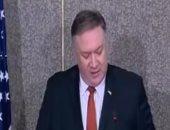 وزير خارجية أمريكا: تنسيق دائم بين الرئيس السيسي وترامب حول قضايا المنطقة