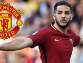 أخبار مانشستر يونايتد اليوم عن إنتظار موافقة روما لحسم صفقة مانولاس