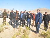صور.. محافظ المنيا يقود حملة مكبرة لاسترداد 5 آلاف فدان من أراضى أملاك الدولة