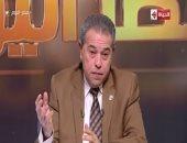 توفيق عكاشة:مصر رفضت تهجير مسيحى الشرق وبنت أكبر كاتدرائية فى المنطقة