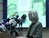 هيفاء أبو غزالة: اختيار جامعة الدول ضيف شرف معرض الكتاب يعبر عن هويتنا
