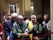 """صور.. افتتاح معرض """"إعادة اكتشاف الموتى"""" بالمتحف المصرى فى التحرير"""