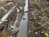 قارئ يشكو إنتشار مياة الصرف الصحى بقرية نصر الله بالبحيرة