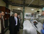 رئيس جامعة القاهرة: 130 مليون جنيه من الموارد الذاتية لتطوير طوارئ قصر العينى