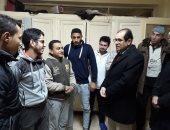 رئيس جامعة الأزهر: التحقيق فى ملابسات وفاة طالب اللغات والترجمة