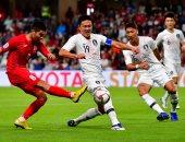 كوريا الجنوبية يتقدم على الصين بهدف فى الشوط الأول..فيديو