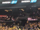 الجالية المصرية فى الدنمارك تساند فراعنة اليد أمام السويد فى كأس العالم