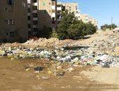 قارئ يشكو انتشار القمامة بعمارات التجاريين بأسوان