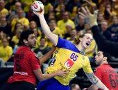 بعد مباراة مصر والسويد .. تعرف على ترتيب المجموعة الرابعة فى كأس العالم لليد