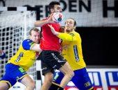 رئيس بعثة اليد فى الدنمارك : بكاء لاعبى الفراعنة عقب الخسارة أمام السويد