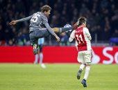 تأكد غياب مولر عن مباراتى بايرن ميونخ ضد ليفربول في دوري أبطال أوروبا