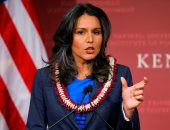 النائبة الديمقراطية جابارد تعلن ترشيح نفسها للرئاسة الأمريكية فى 2020